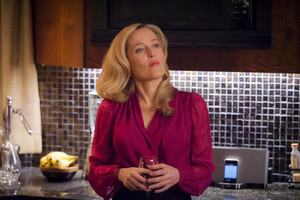 Gillian Anderson in 'Hannibal'