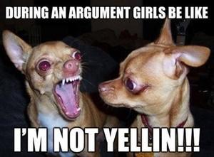 Girls be like....