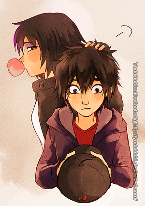 GoGo and Hiro