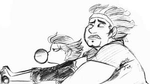 GoGo and Wasabi