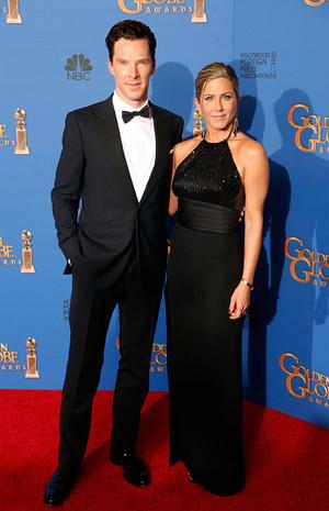 Golden Globes - Press Room