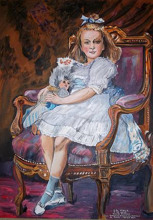 Grand Duchess Anastasia Nikolaevna of Russia (June 18 [O.S. June 5] 1901 – July 17, 1918)