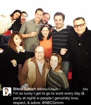 Grimm cast(2015)