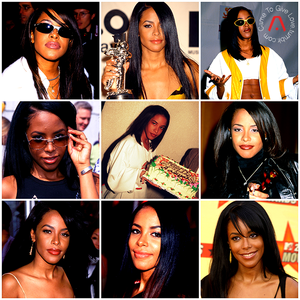 Happy 36th Birthday to the One & Only Aaliyah Dana Haughton! ♥