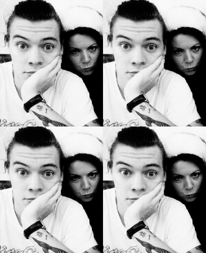 Harry Styles and Anne