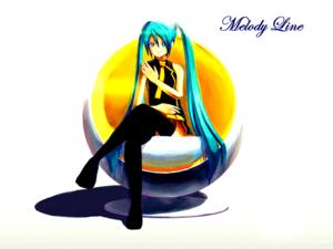 Hatsune Miku - Melody Line