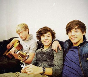 Hazza, Niall and Tommo