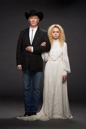Henrik Johanssen and Helena Season 2 Promotional Picture