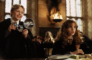 Hermione, chamber of secrets