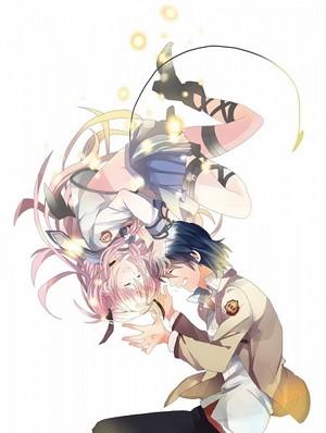 Hinata and Yui!~