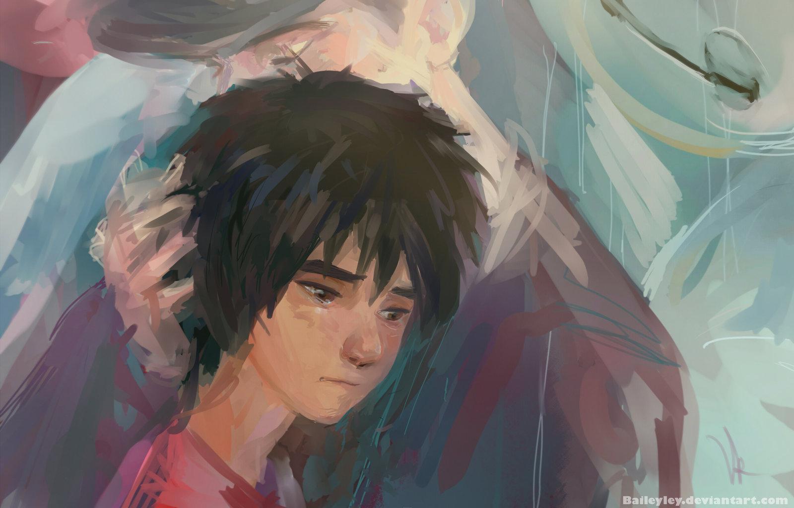 Hiro and tadashi big hero 6 fan art 38075447 fanpop