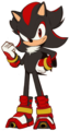Hm! Im the best. - shadow-the-hedgehog photo