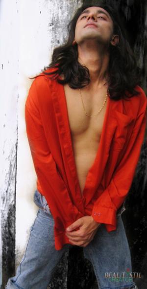 Hot Shirtless Guy Rajkumar Patra