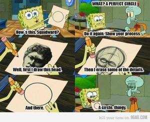 How to draw a perfect vòng tròn