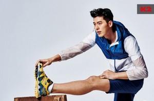 Hyun Bin 'K2' S/S Collection