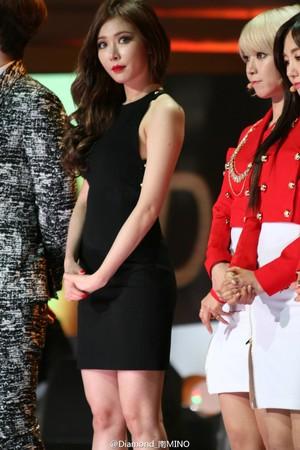 Hyuna Golden Disk Awards 2015