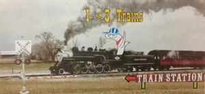 I <3 Trains!