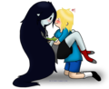 I Love you (finnceline) - adventure-time-with-finn-and-jake fan art