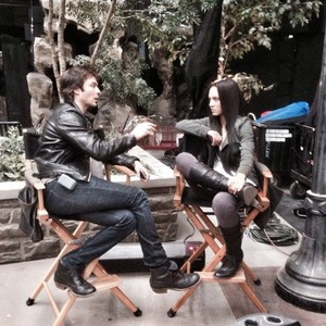 Ian Somerhalder Directing