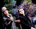Ian and Paul Wesley  - ian-somerhalder photo