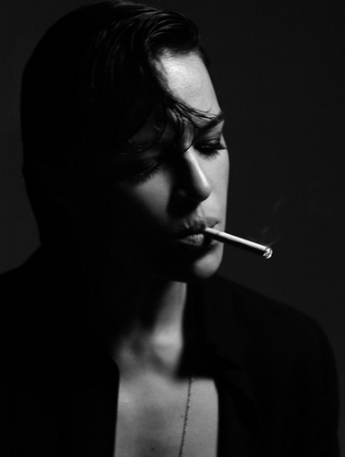Michelle Rodriguez hình nền entitled Interview Magazine Photoshoot - February 2015