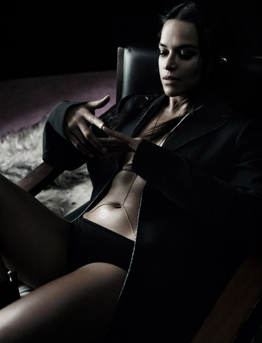 Michelle Rodriguez wallpaper called Interview Magazine Photoshoot - February 2015