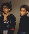 Jaden and Willow Smith - jaden-smith photo