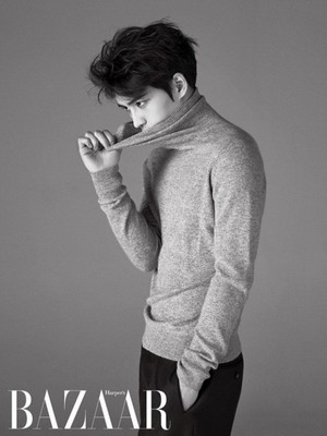 Jaejoong for 'Harper's Bazaar'