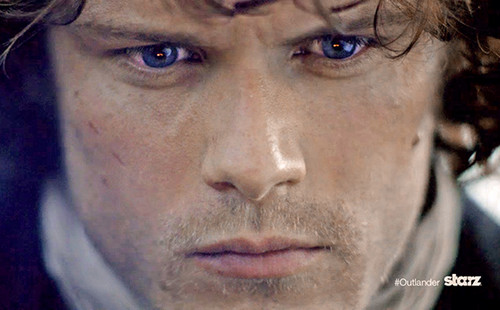 serial tv outlander 2014 wallpaper entitled Jamie Fraser