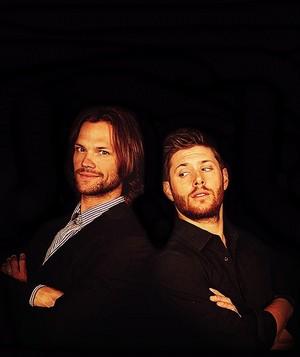 Jensen and Jared Padalecki