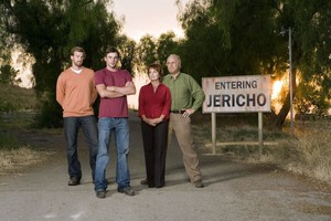 Jericho Season 1 Promotional Cast 照片