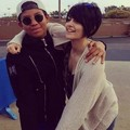 Jermajesty and Paris - paris-jackson photo