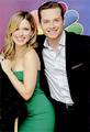 Jesse Lee Soffer and Sophia Bush