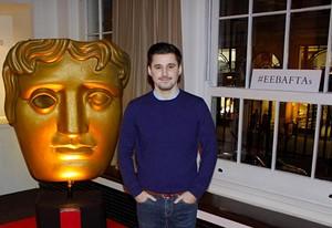 Josh Wood visits BAFTA hq ahead of the 2015 EE BAFTAs