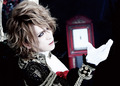 Kamijo from the Versailles