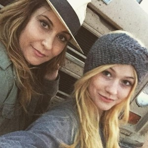 Karen and Katherine