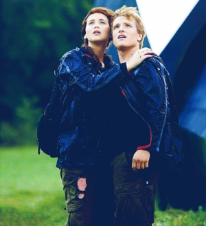 Katniss&Peeta