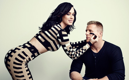 Katy Perry wallpaper containing tights titled Katy Perry for ESPN magazine