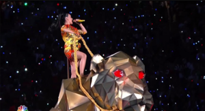 Katy Perry half time Показать