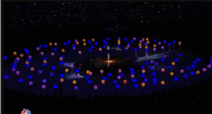 Katy Perry half time show