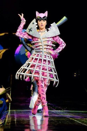 Katy on Tour