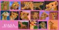 Kiara collage