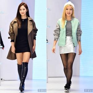 Kolon Sports 2015 SS - Hyoyeon