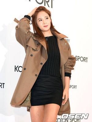Kolon Sports 2015 SS - Yuri
