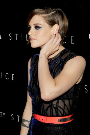 Kristen at the Still Alice premiere