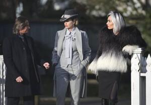 Kristin Bauer, Victoria Smurfit and Robert Carlyle