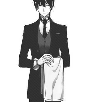 Kurose as butler
