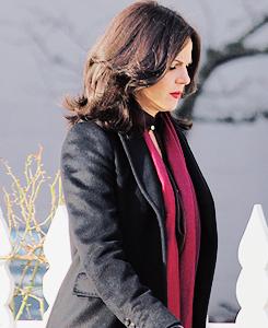 Lana on Set