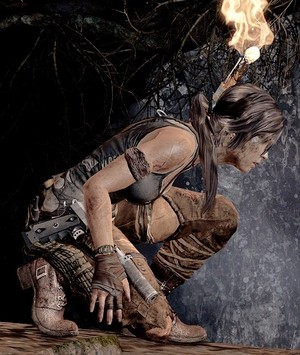 Laura Croft | Tomb Raider