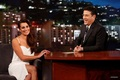 Lea Michele On Jimmy Kimmel - lea-michele photo